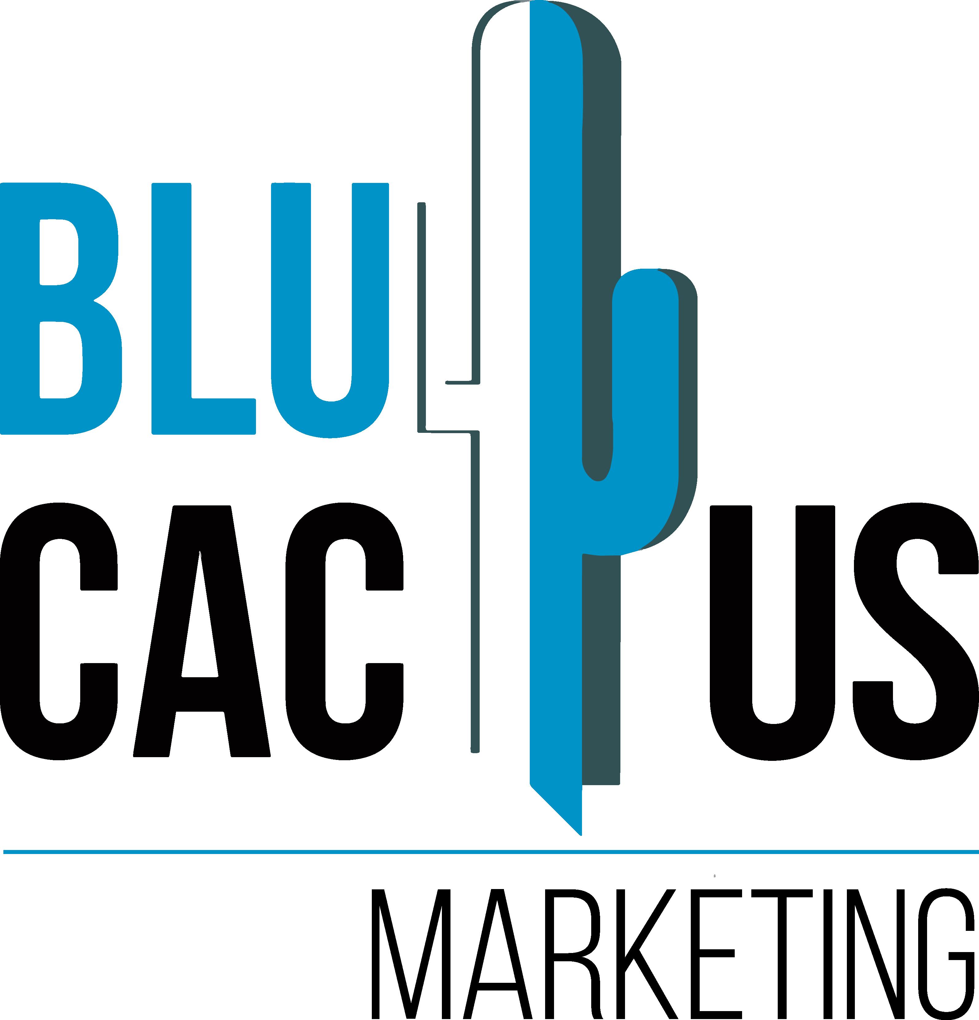 BluCactus Logo