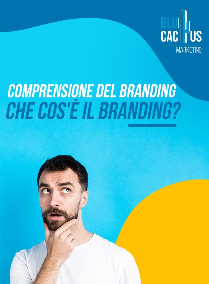 BluCactus Comprensione del branding. Che cos'è il branding?