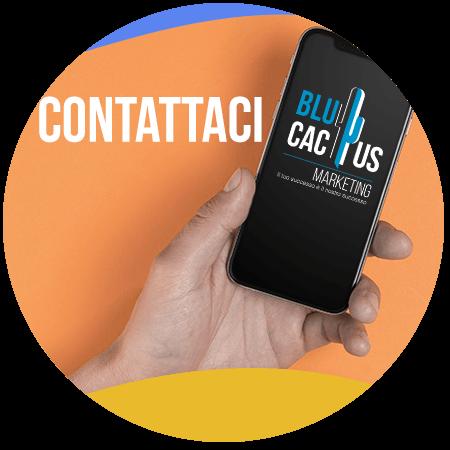 BluCactus - Contattaci
