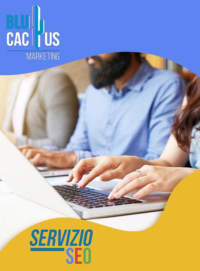 BluCactus - Servizi d'ottimizzazione SEO a Milano