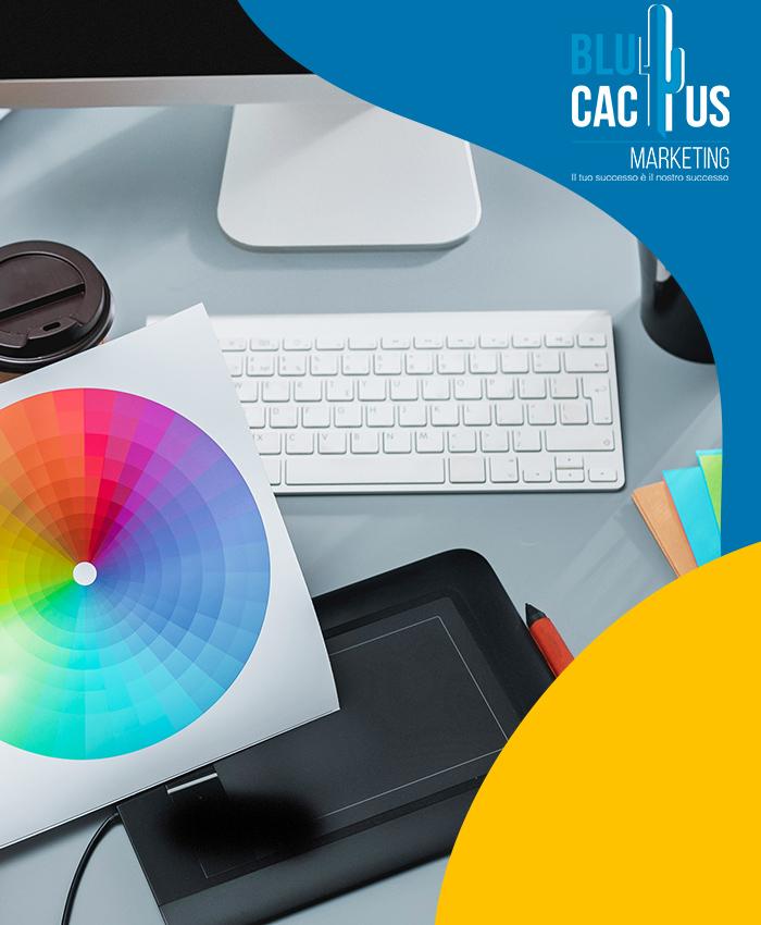 BluCactus Servizi Progettazione Grafica Effetti di una grafica forte per-un'azienda