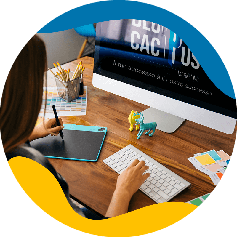 BluCactus Agenzia di Progettazione Grafica
