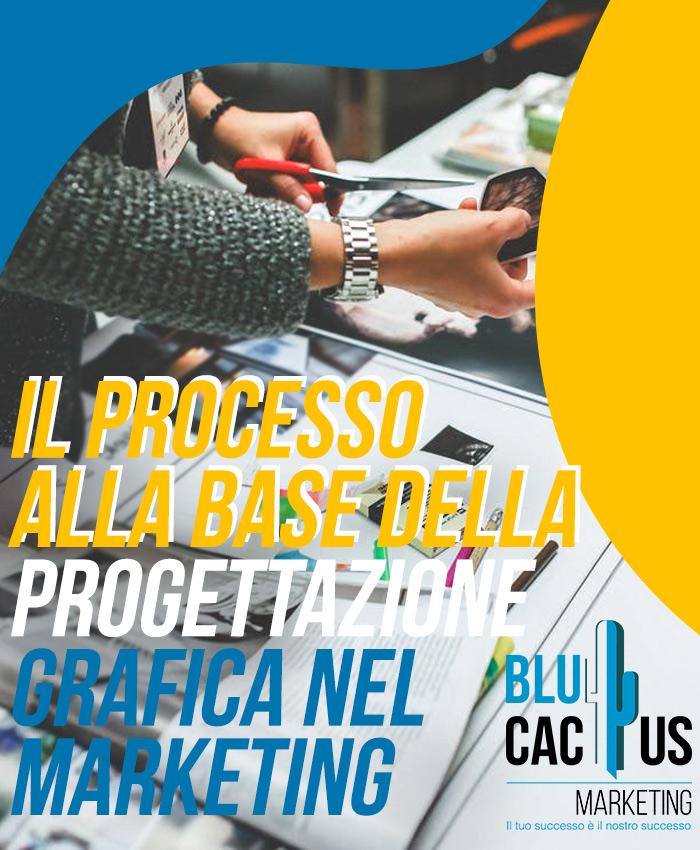 BluCactus Servizi Progettazione Grafica