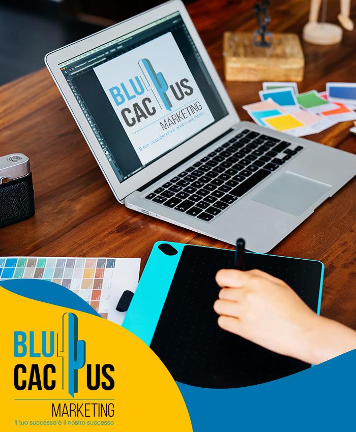 BluCactus Servizi Progrettazione Grafica L'agenzia internazionale di progettazione grafica