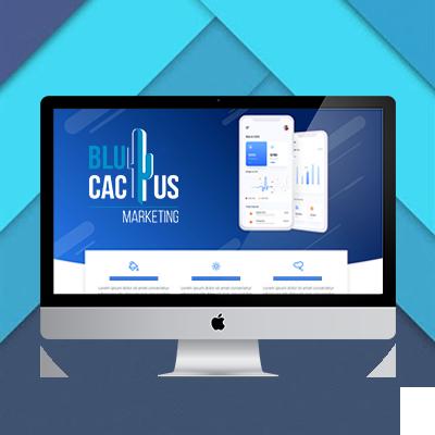 BluCactus - tendenze nel web design - profondita nel design