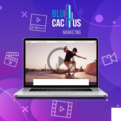 BluCactus - utolizzo di elemnti audiovisisivilsullo