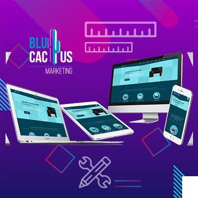 BluCactus - responsive design