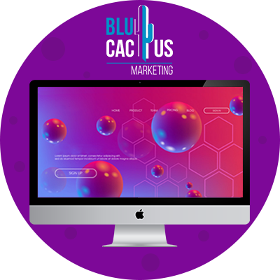 BluCactus - tendenze nel web design - designs in realta virtuale e 3d