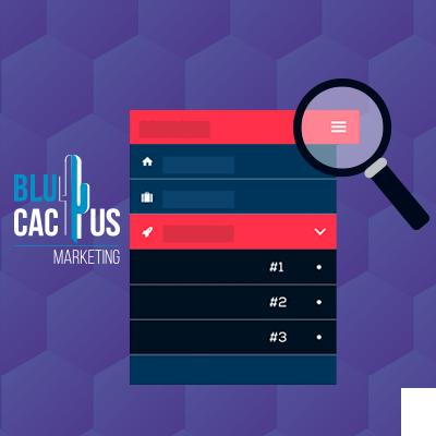 BluCactus - tendenze nel web design - formati per nascosto