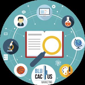 BluCactus - cos'è una presentazione? - Presentazione Cominciamo a scrivere
