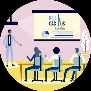 BluCactus - cos'è una presentazione? - usa il video se possible